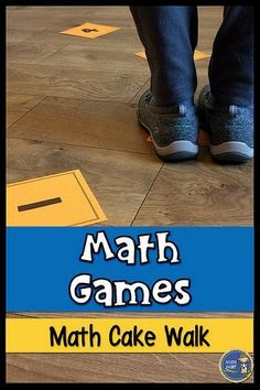 Students get bored just sitting at their desk doing math worksheets. Get your students up and moving in math. This math game is flexible as it allows you to choose the math problems. Your students will enjoy solving math problems with this math game!