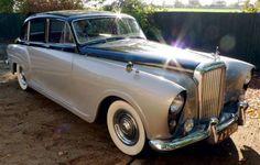 Chassis B354CK (1956) Saloon by Freestone & Webb (design 3224-1)