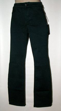 "NYDJ ""Janice"" Super Stretch Denim Skinny Jeans Legging - Dark Blue 14P NWT! #NotYourDaughtersJeans #LeggingsSkinnyJeans"