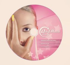 Free Educational DVD  Visit us  www.eve-supply.com The DVD contains the demonstrative videos with different application examples of RobyNails Original Gel System and two precious Nail Art decorations. The DVD is a useful tool to review the main techniques of nail enhancement.