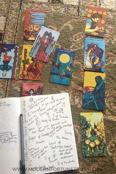 Tarot Journal 5