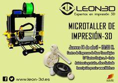 Microtaller para emprendedores de impresión 3D aplicada a sus negocios.  #LEON3D #LIONPRO3D #LEGIO3D #IMPRESION3D #3DPRINTING #INNOVACION #TECNOLOGIA