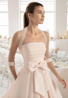 Aire Barcelona BLANCA Ball Gown Wedding Dress #weddinggowns