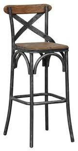 Powell Barstool from southern|ELEVATION