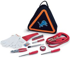Use this Exclusive coupon code: PINFIVE to receive an additional 5% off the Detroit Lions Roadside Emergency Kit at SportsFansPlus.com