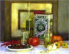 STAR Olive Oil artwo