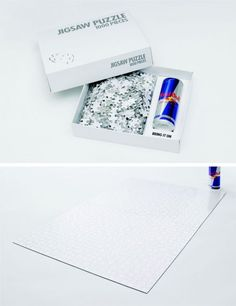 Red Bull: Puzzle