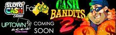 SlotoCash Uptown Aces Fair Go Casino Cash Bandits 2 RTG
