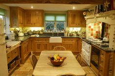 traditional kitchens - Google Search