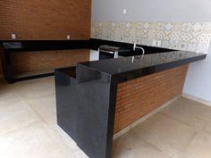 Kitchen Interior, Interior Design Living Room, Kitchen Decor, Kitchen Design Open, Kitchen Cabinet Design, My House Plans, Concrete Kitchen, My Home Design, Design Moderne