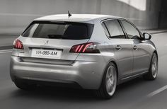 Release Peugeot 308 Review Rear Side View Model