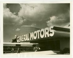 General Motors - Building - Sign