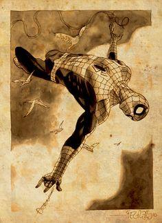 Spider-Man #Vintage
