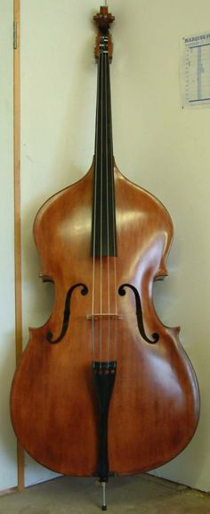 Double Bass by Toby Chennell