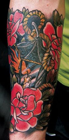 Ideas for the lantern tattoo I want.