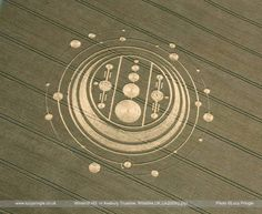 uk2009, Lucy Pringle's Crop Circle Photography