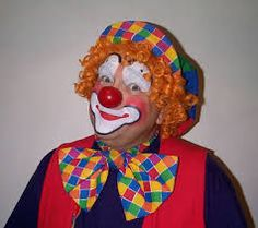 Image result for images of nice clown face