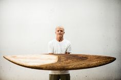 Sustainable, rideable, and beautiful, the handcrafted 100% Agave Project from Gary Linden and Jose Cuervo makes surfing a truly organic experience