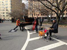 Photos and Videos from Jazz & Colors Event in CentralPark from Harlem Condo Life //  @Harlemcondolife Harlemcondolife