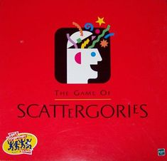 """""""The Game of Scattergories,"""" published in 1988 by Milton Bradley, is a great game for any group to play. In the game each player fills out a category list 'with answers that begin with the same letter.' If no other player matches your answers, you score points. The game is played in rounds. After 3 rounds a winner is declared, and a new game can be begun. Scattergories is a commercial version of an old parlour game known as Categories or Guggenheim. Similar to: ..."""