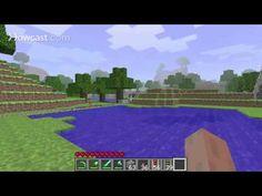 Minecraft Tutorial How to Make a Minecraft Roller Coaster
