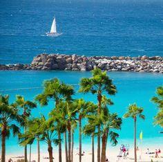 Anfi del Mar, Gran Canaria, Spain