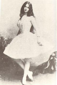 Cléo de Mérode - pretty ballerina