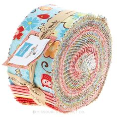 Michele DAmore Fundamentals Pinwheel 40 2.5-inch Strips Jelly Roll Benartex