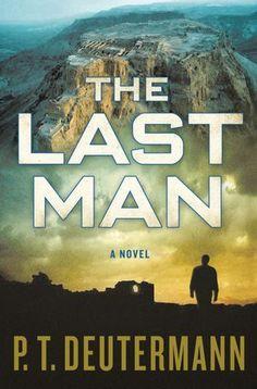 """The Last Man"" by P.T. Deutermann. Staff Picks: November 2012"
