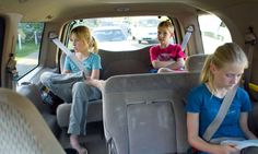 Iniziare un lungo viaggio con bambini a bordo