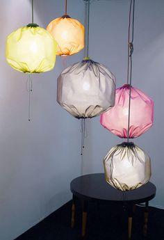Drawstring Lamps