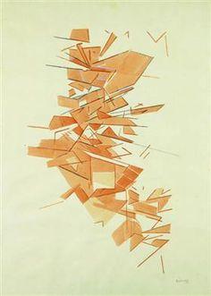 Untitled - Pablo Palazuelo