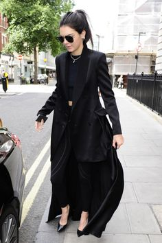 keeping-up-with-the-jenners: Kendall leaving a hotel in London