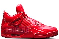 d701d6b7fa7 Kixclusive - Air Jordan 4 Retro 11Lab4 University Red Jordan 4
