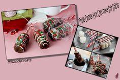 Triple Decker Hot Chocolate Stir Sticks