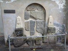 Old Jewish Cemetery – Prague, Czech Republic