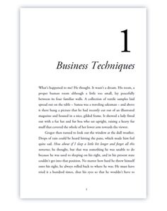 transform your manuscript in microsoft word to a professional designed book