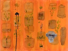 Monkey Has Ruined This Painting    John Lurie