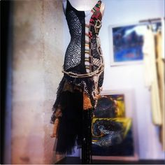 Haute Couture, by Irakli - now on display