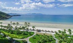 Playa de Nha Trang, Khanh Hoa, Vietnam