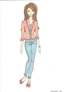 fashion drawing cartoons - Google Search