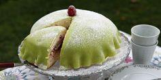 Prinsessekake er enkleste måten å lage en imponerende kake på.