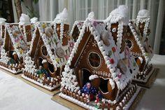 ヘクセンハウス Hexenhaus gingerbread house
