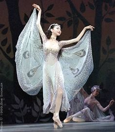 Japanese ballerina Emi Hariyama. She graduated from Bolshoi Ballet Academy in Moscow with the top score and was the first graduate from outside the Soviet Union.