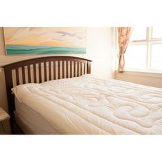 custom woolen mills - cold country mattress pads