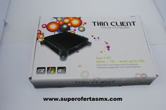 Terminal Thin Client WiFi con caja