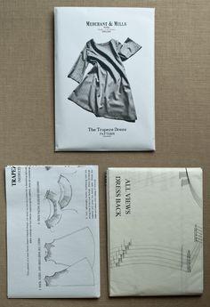 purl soho | products | item | the trapeze dress (merchant & mills)