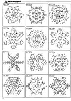 Artes em Lãs e Linhas: Revista Japonesa 2180 motivos