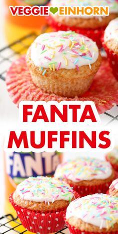 Vegan Desserts, Vegan Recipes, Vegan Meals, Vegan Muffins, Cake Face, Chocolate Muffins, Baked Goods, Sweet Tooth, Bakery