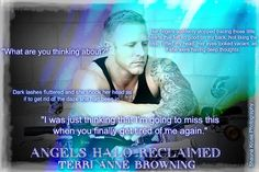 Books,Chocolate and Lipgloss: ❤❤ RELEASE BLITZ + Giveaway - Angel's Halo: Reclaimed by Terri Anne Browning ❤❤